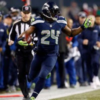 3584d5e954c NFL prevents Marshawn Lynch from wearing gold cleats