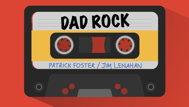 Dad Rock logo