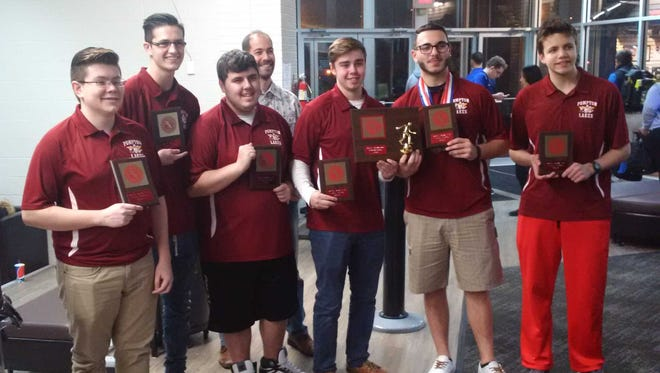 Pompton Lakes captured its second Passaic County boys bowling championship in five seasons Friday evening at Parkway Lanes in Elmwood Park.