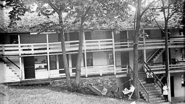 Black Rock Springs Hotel