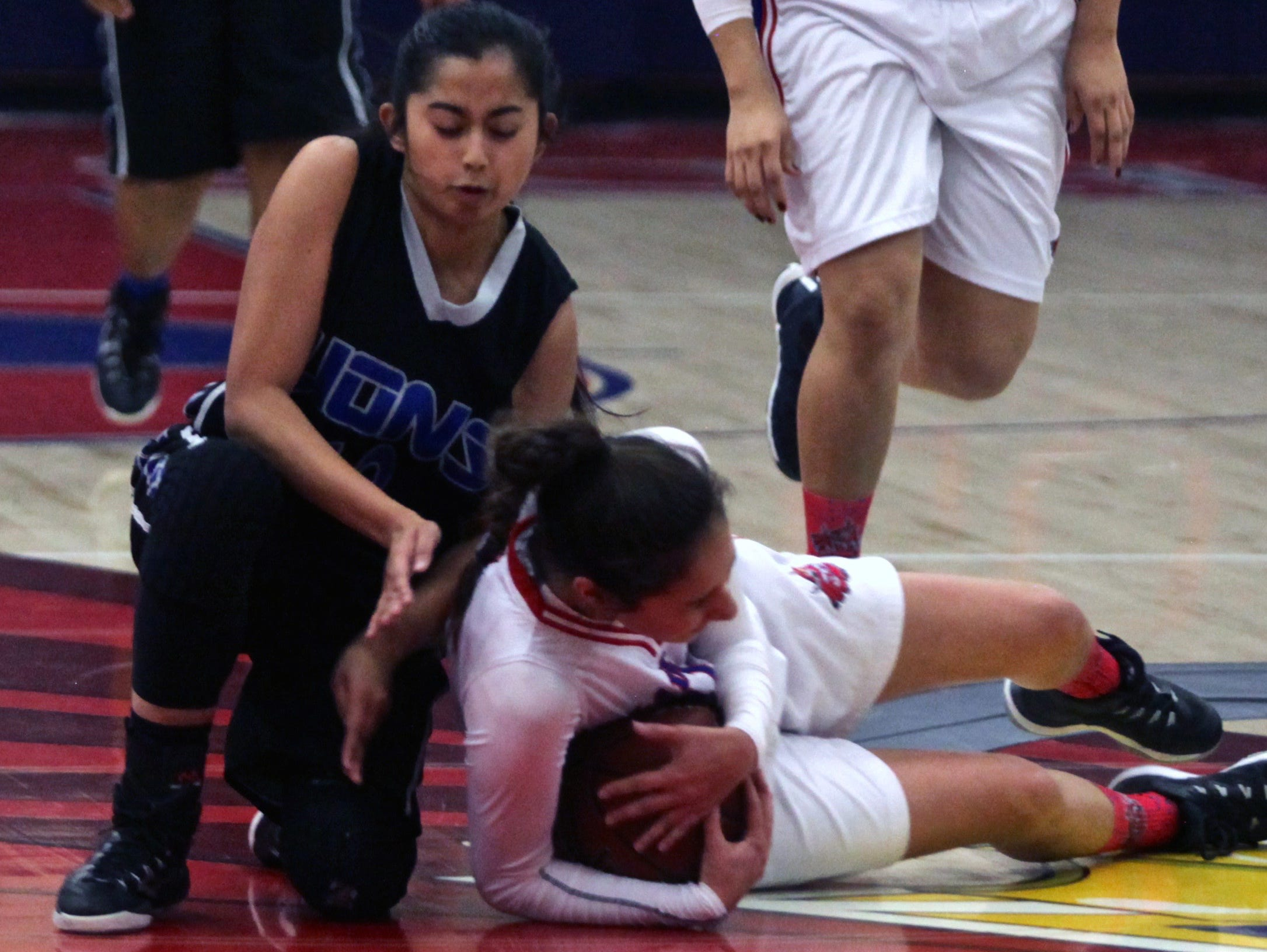 The Indio Rajahs hosted the Cathedral City Lions for a basketball match on Tuesday, Jan. 26, 2016.