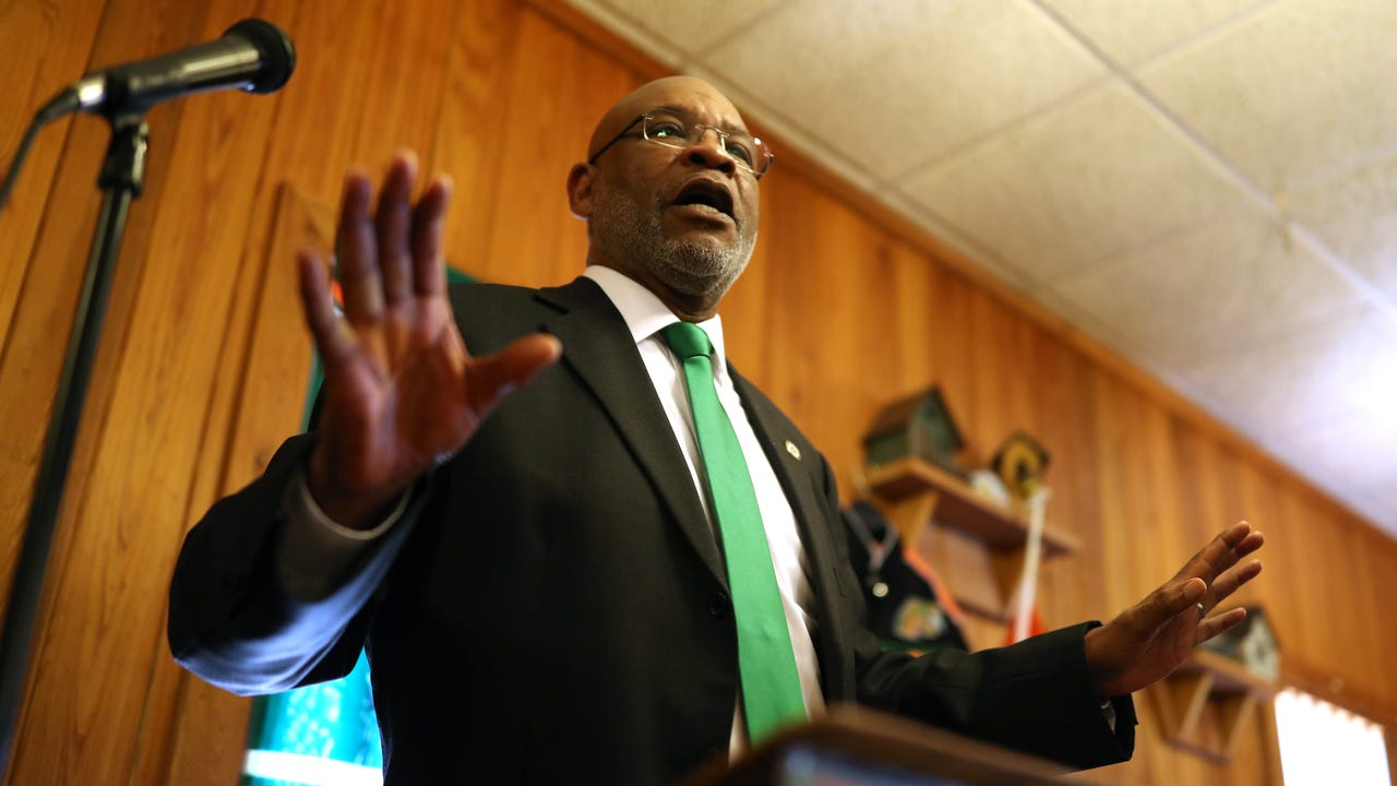 Eason is the eighth head of FAMU's athletic department in the last decade.