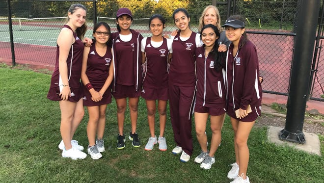 Nutley faced some of the state's stronger teams this season.