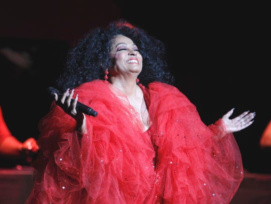 Motown legend Diana Ross will perform at the BMO Harris