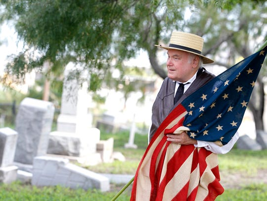 Voices of South Texas – Old Bayview Cemetery Comes