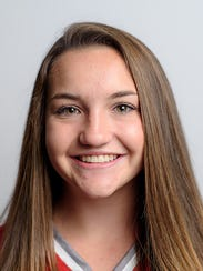 Bermudian Springs' Olivia Blasone was selected as a