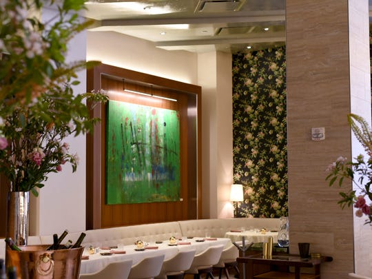 Gabriel Kreuther is a distinctly New York restaurant,