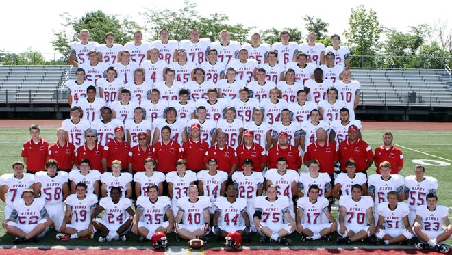 Kings 2014-2015 football team.