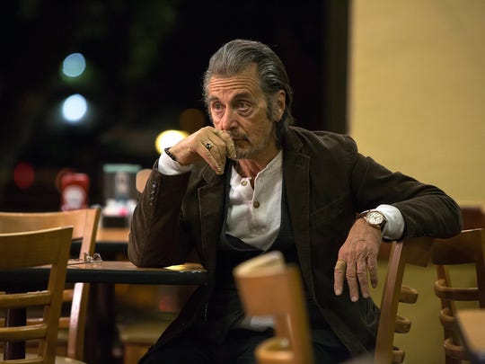 Al Pacino is a sad small-town locksmith in 'Manglehorn.'