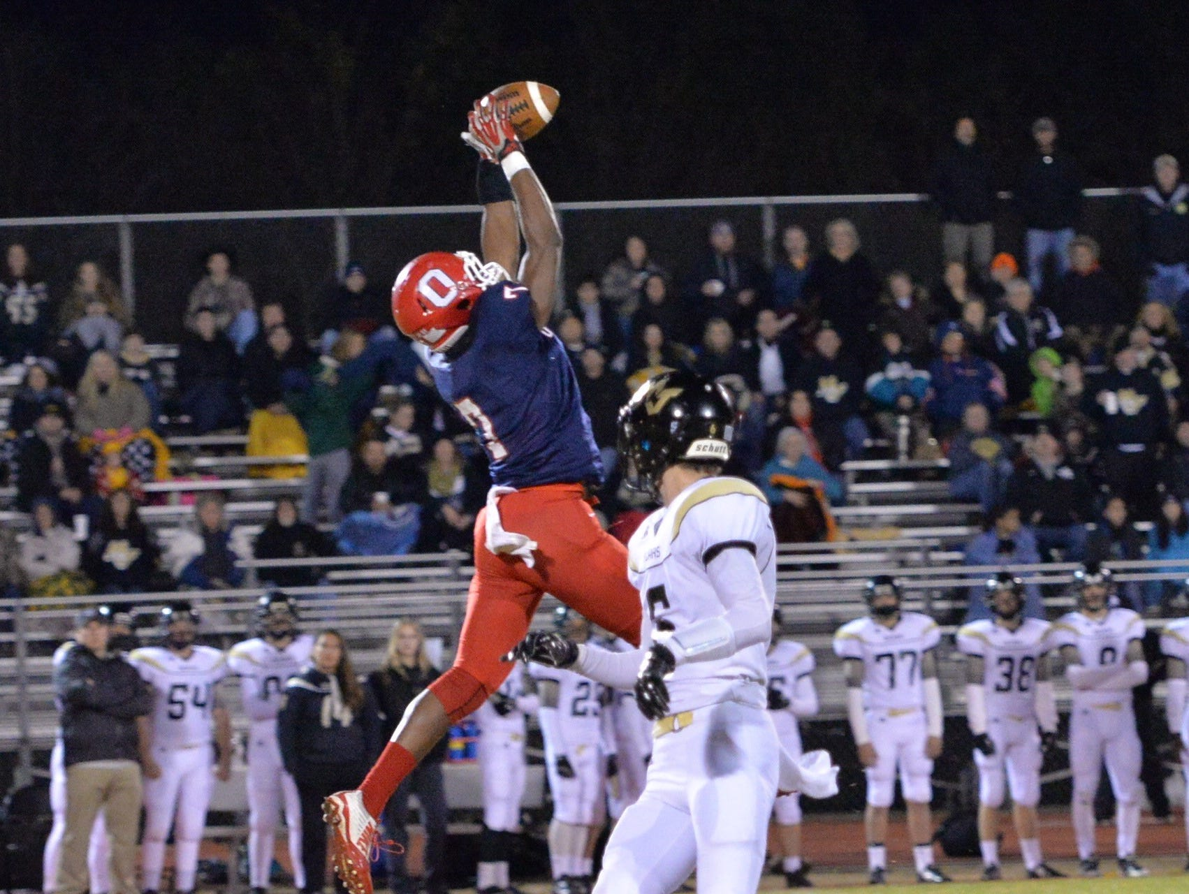 Oakland's JaCoby Stevens was selected as the No. 24 overall recruit in the nation for the class of 2017.
