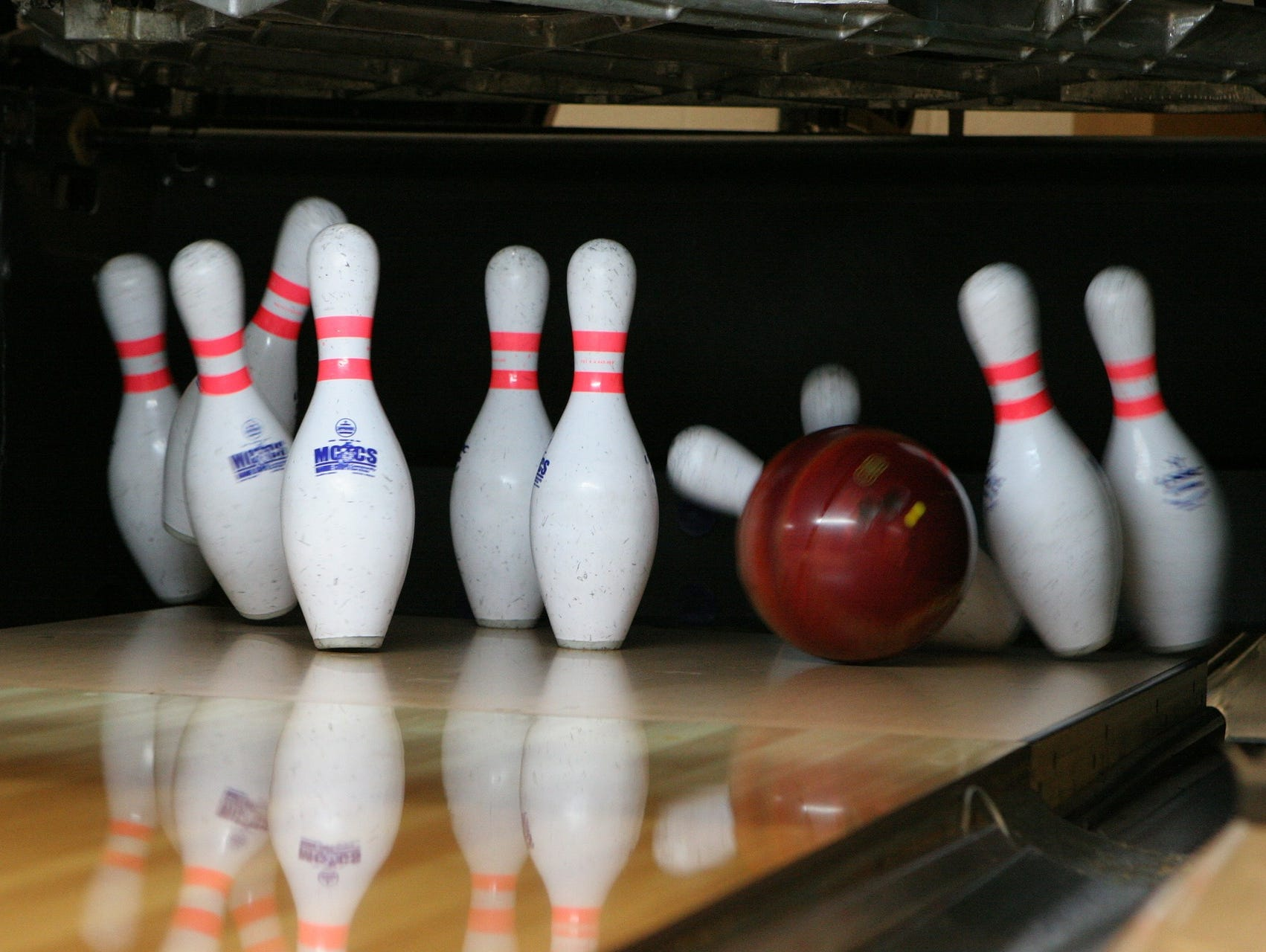 Buy One Game of Bowling, get One FREE.