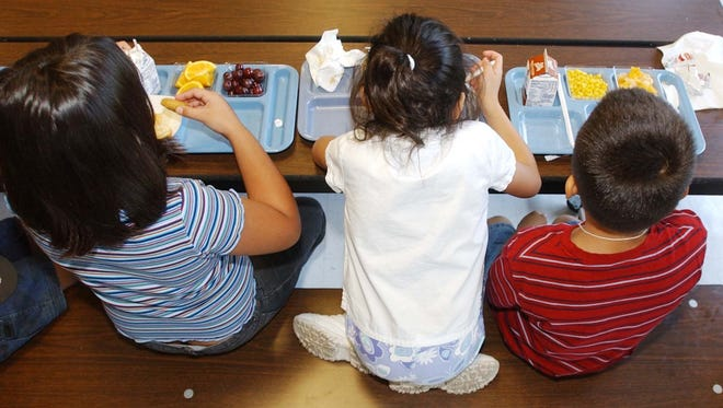 The Wichita Falls ISD school board approved outsourcing the management of its food service operation to Chartwells.
