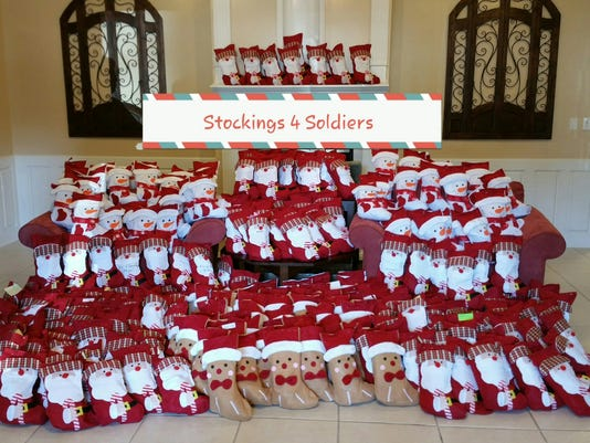 Stockings 4 Solders
