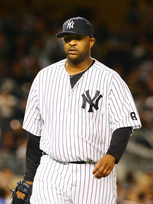 huge selection of 7c48e df6ef Yankees' CC Sabathia details breaking point in battle with ...