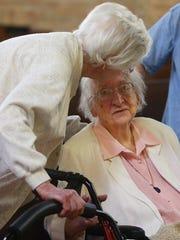 Sister Regina Rose Palkovics, a Sister of Charity of