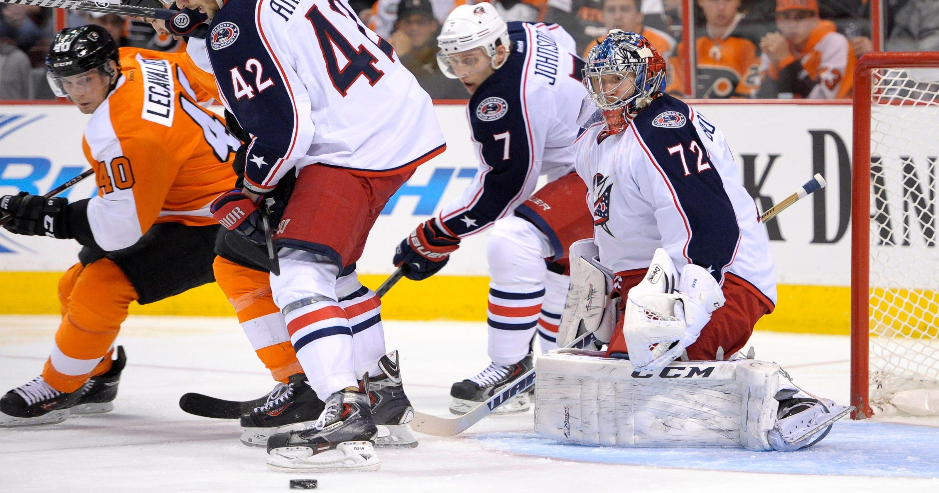 Sergei Bobrovsky steals show vs. former team as Blue Jackets blank Flyers abaa01df2