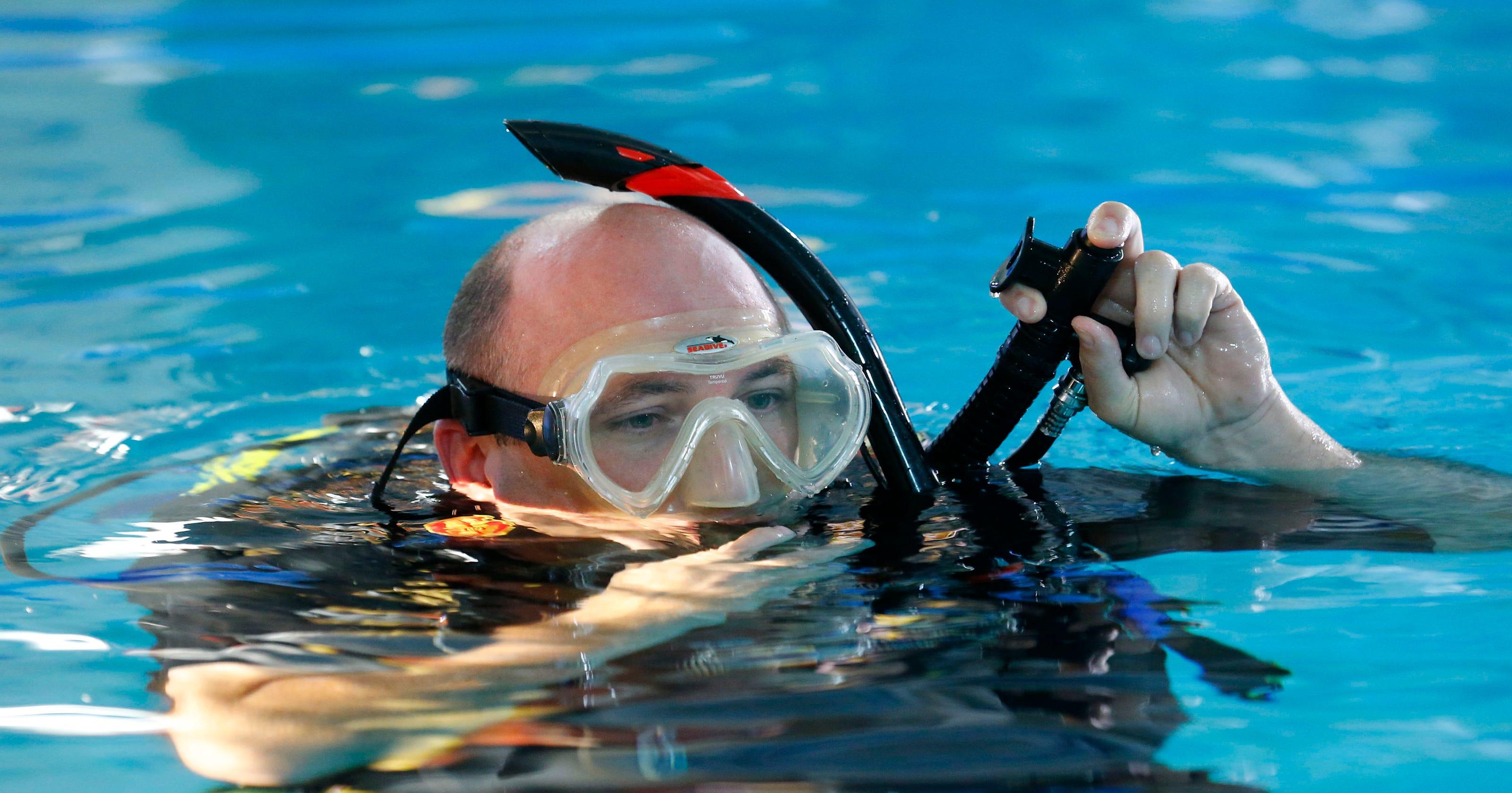 Diving Community Thrives In Landlocked Arizona