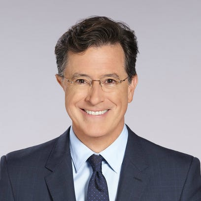 Stephen Colbert is the new host of CBS' 'The Late Show.'