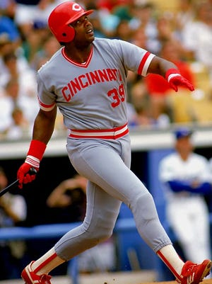 Dave Parker was the heart of the order (65 homers, 241 RBI from 1985-86) and of the clubhouse for the mid-1980s Reds teams.