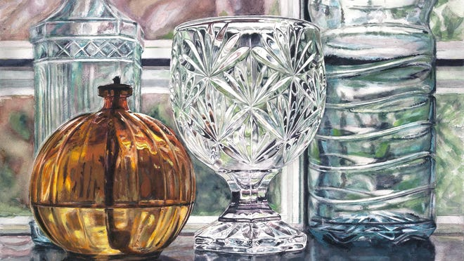 """""""Al's Glass"""" by Frank Spino"""