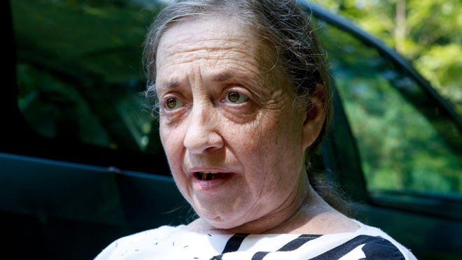 Sylvia Panetta, shown in 2012, was convicted on animal cruelty charges in June 2015 following a trial in Middletown City Court, and was sentenced in September 2015 to 90 days in jail.