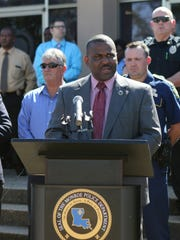 Monroe Police Chief Quentin Holmes talks about the