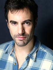 """Atlanta-based actor Anthony Bradford, who has family ties to Naples, plays the ex-husband in """"The Neapolitan"""" TV pilot shot in Naples in October."""