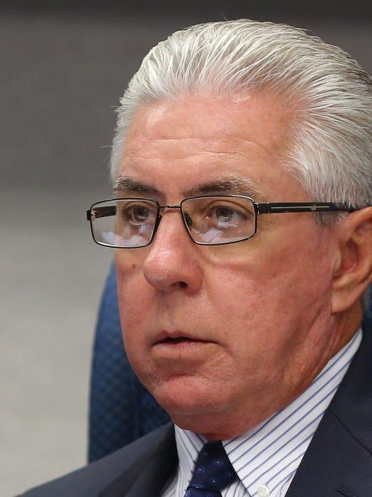 County Manager Leo Ochs