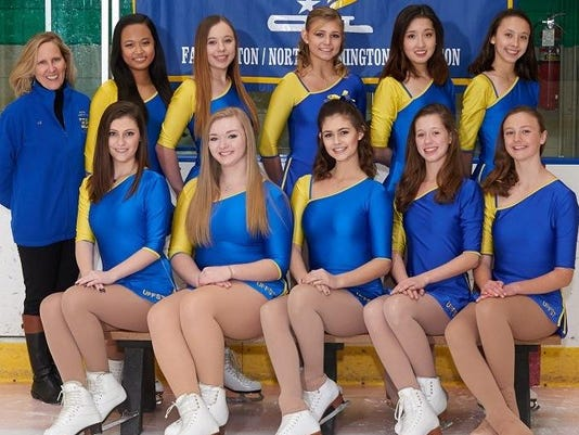 1 FRM figure skaters