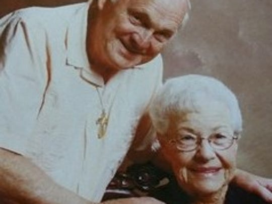 Donald and LaVonne Dickman are celebrating  65 years of marriage. The couple were married Aug. 13, 1951.