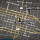 Union Street between Main and Market will be closed downtown from 7 p.m. Friday Night to 6 a.m. Sunday.