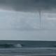 Jacksonville Beach water spout