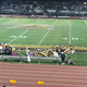 Rumors of a shooting shut down the high school football game at Stagg High School against Lincoln High School Friday night.