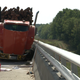 A rural South Carolina highway saw a life-flight and became a hazmat scene Friday morning. According to South Carolina Highway Patrol, a car hit a logging truck head on while crossing the Catawba River on SC Highway 5.