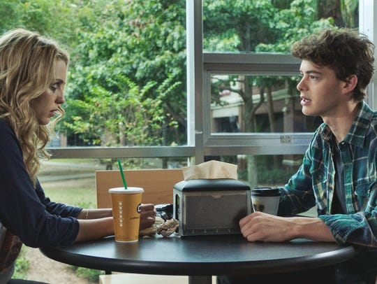 Can Carter (Israel Broussard) help Tree (Jessica Rothe)
