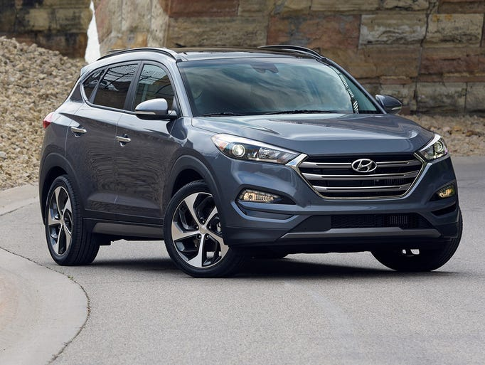 Hyundai's all-new 2016 Tucson compact crossover boasts