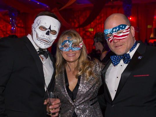 Nevada Masquerade ball