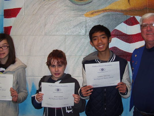 Most Improved Students