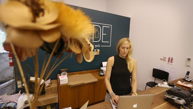 Amanda DeFisher is the co-owner of Abode in Rochester.