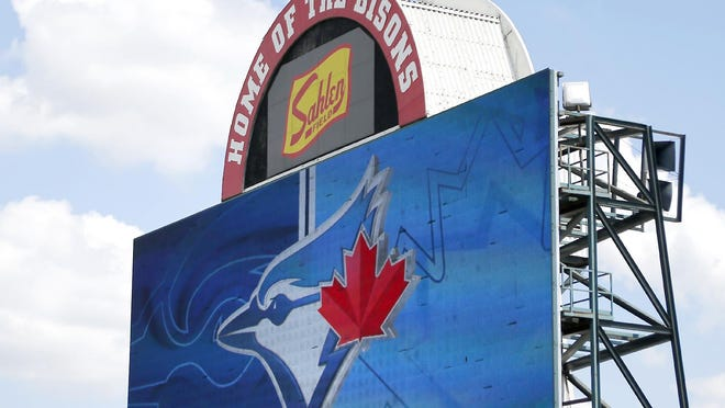 The Toronto Blue Jays will play their 2020 home games at Sahlen Field, home of the Buffalo Bisons, their Triple-A affiliate, the team announced, Friday.