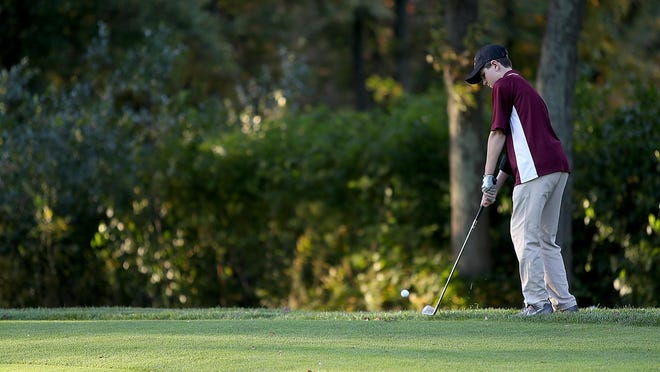 Weymouth's Jack McDonough are among the golf team's upperclassmen players that are returning to play this season.