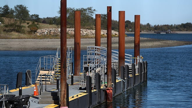 The Hingham ferry is facing potential service cuts or total elimination as the MBTA weighs how to conteract big budget shortfalls brought on by the pandemic.