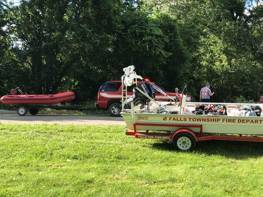 Emergency crews set near Blackhand Gorge on Sunday