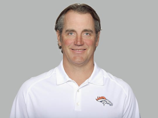 The Eagles hired Cory Undlin afer he was fired by the Denver Broncos.