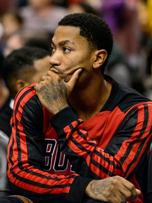 Once again, Chicago will have to live without a healthy Derrick Rose.