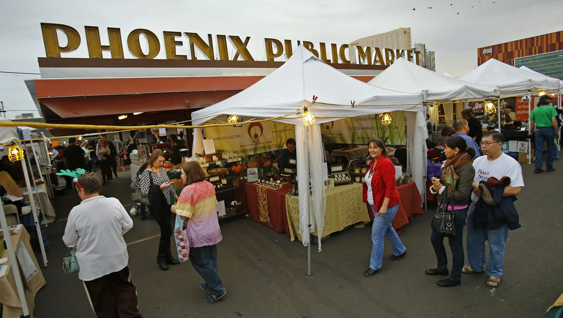 3 cool holiday craft fairs in phoenix for Craft fairs in phoenix az
