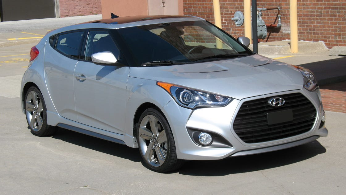 2015 Hyundai Veloster Has Sport Bike Appeal