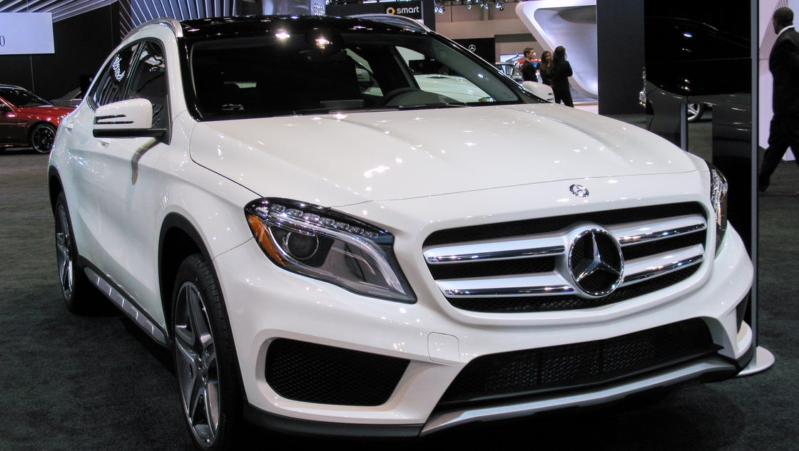 2015 mercedes benz gla suv is a multi talented performer for Mercedes benz suv gla