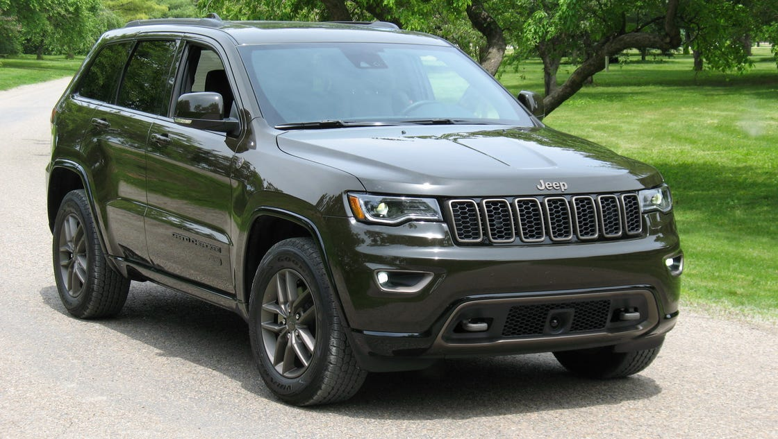 2016 Jeep Grand Cherokee has flagship features