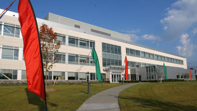 The Technology Center Building at Rockland Community College